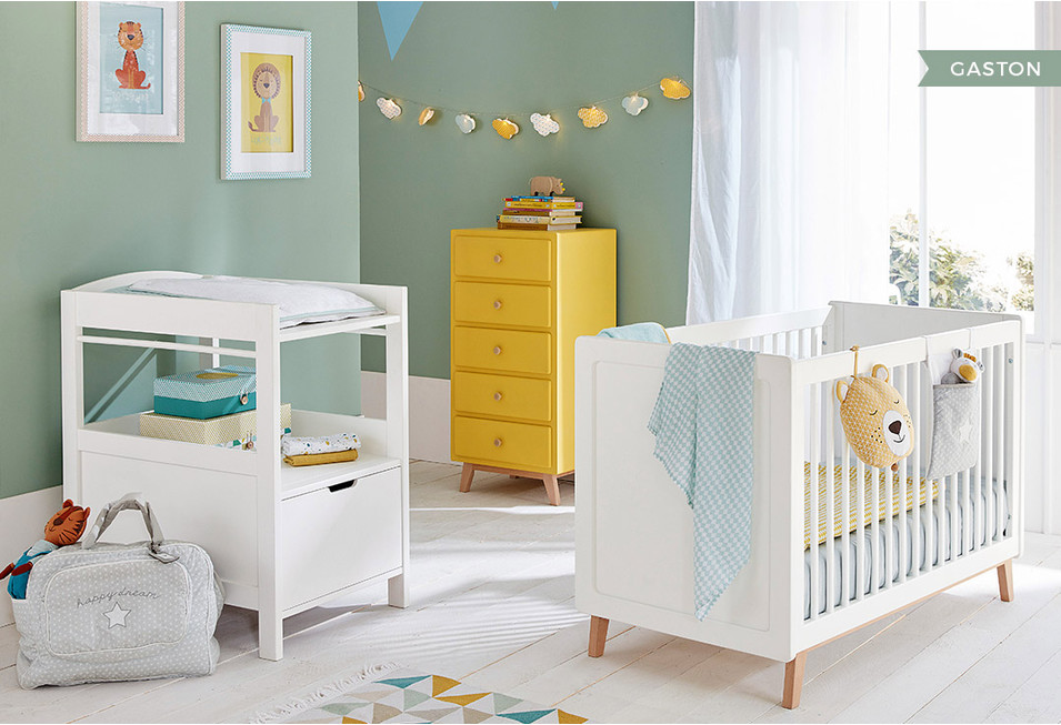That's Monique Baby Room Inspiration Maison du Monde 2016