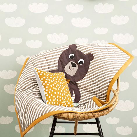 That's Monique Baby Room Inspiration Ferm Living Kids 2016 Bear