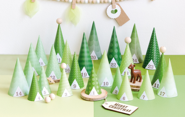 That's Monique_5 DIY for Christmas_Advent Calendar CF decor_Isabo