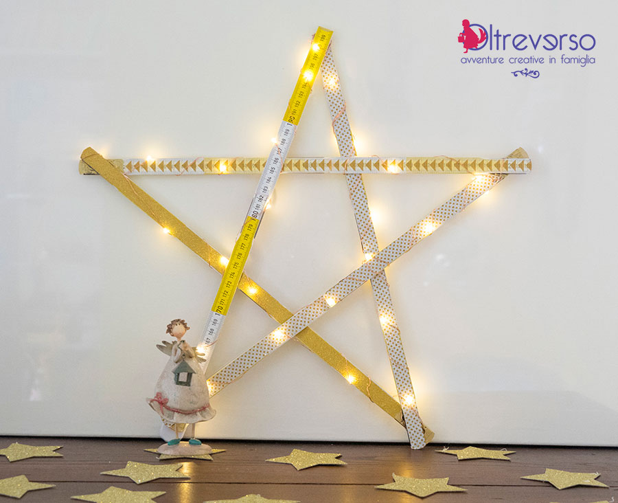 That's Monique_5 DIY for Christmas_Meter Star_Oltreverso