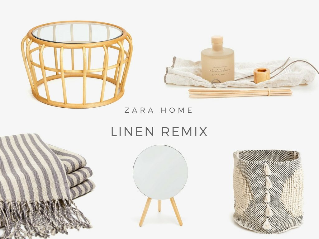 Zara Home Linen Remix